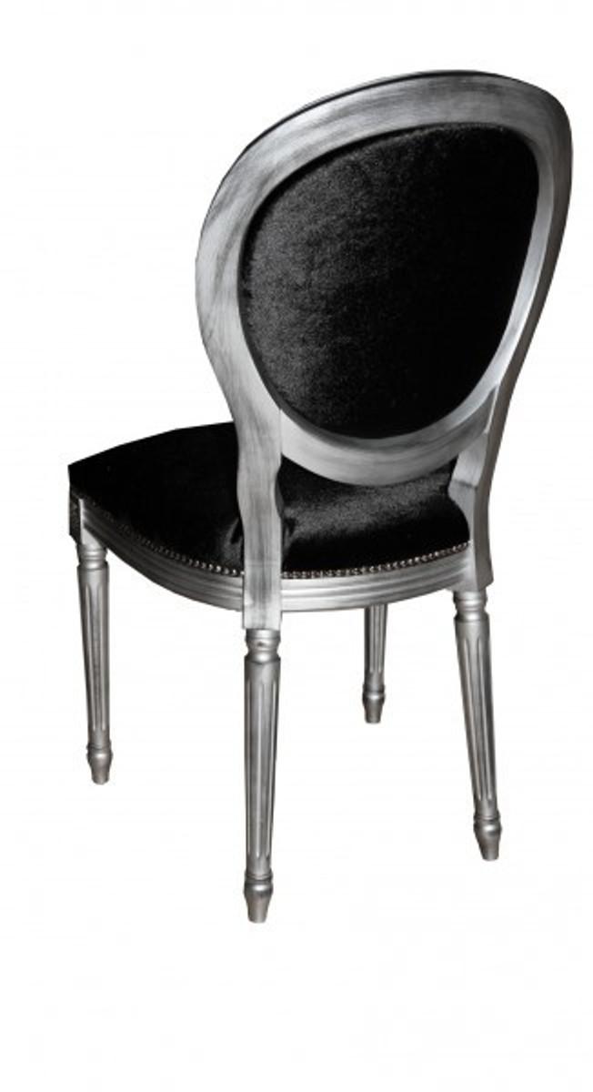 casa padrino barock esszimmer stuhl schwarz designer stuhl luxus qualit t gh. Black Bedroom Furniture Sets. Home Design Ideas