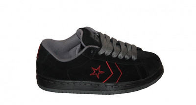 Converse Skateboard Schuhe Ev Pro Ox Black / Charcoal / Red Sneakers Shoes – Bild 1