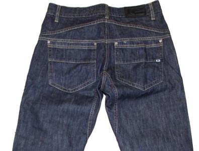 Globe Skateboard Jeans Hose Blue – Bild 4