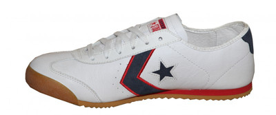 Converse Sneakers Schuhe MT Star 3 OX White/ Navy/ Red Skateboard Shoes – Bild 2