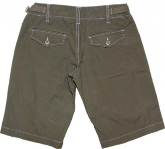 Ragwear Skateboard Damen Shorts Term Military – Bild 2