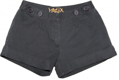Matix Skateboard Girlie Shorts Black – Bild 1