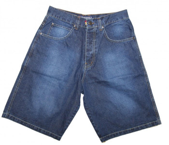 Iriedaily Skateboard men´s Shorts Blue – Bild 2