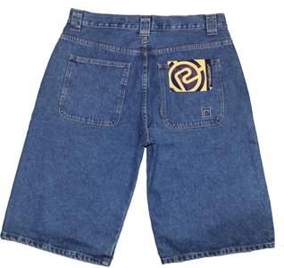 Ragwear Skateboard Herren Shorts Blue – Bild 1
