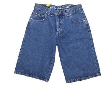 Ragwear Skateboard Herren Shorts Blue – Bild 2