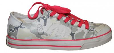 Etnies Skateboard Damen Schuhe Bernie Camo/white/Pink sneakers shoes – Bild 1