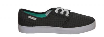 Circa Skateboard Damen Schuhe Indie Grey/white – Bild 1