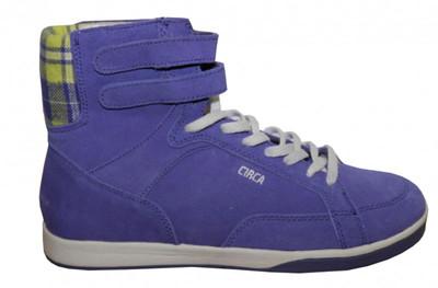 Circa Skateboard Damen Schuhe Havw Poppy sneakers high – Bild 1