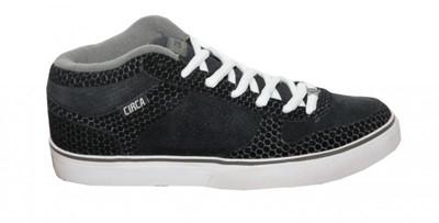 Circa Skateboard Schuhe 8 WTK Black/Grey Sneakers Shoes – Bild 1