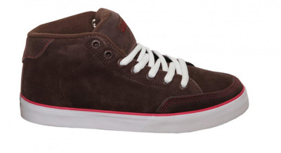 Circa Skateboard Schuhe 50 Mid Deta Brown Sneakers Shoes – Bild 1