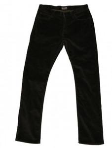 Fallen Skateboard Cord Hose Black Pant – Bild 1