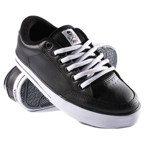 Circa Skateboard Schuhe ALK50 Black/White Sneakers Shoes – Bild 1