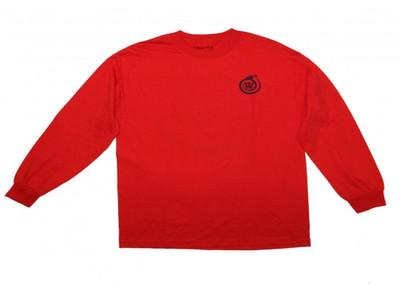 Emerica Skateboard Langarm T-Shirt  Wild Ride Red – Bild 1
