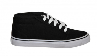Adio Skate Shoes Sydney Mid Black /White Sneakers shoes – Bild 1