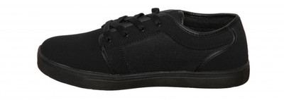 Adio Skateboard Kids shoes Indy C Black Mono/Charcoal Sneakers Shoes – Bild 2
