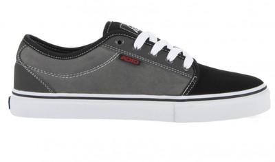 Adio Skateboard Schuhe Sydney Suede Black/ Charcoal Sneakers Shoes – Bild 1