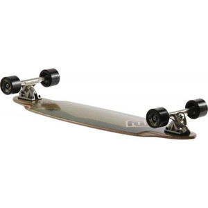 Flying Wheels Longboard Cruiser Complete Foil Board 36.0 x 9.5 inch Carver - Special Edition with Koston ball bearings – Bild 5