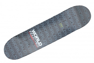 World Industries Skateboard Profi Deck World.Com 7.9 inch