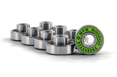 Mindless Longboard / Skateboard Kugellager Voodoo Hoodoo Bearings (8 Kugellager) – Bild 1