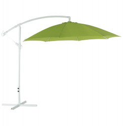 Casa Padrino umbrella with aluminum stand green diameter 300 cm
