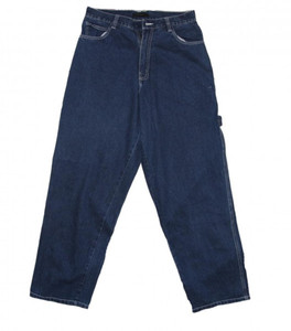 Cakt Skateboard Jeans  Blue Pant – Bild 1