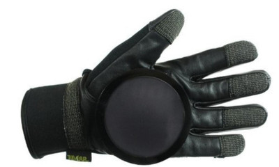 Ninetysixty Slide Gloves Longboard Gloves Black - Skateboard Gloves Black - Slidegloves – Bild 3