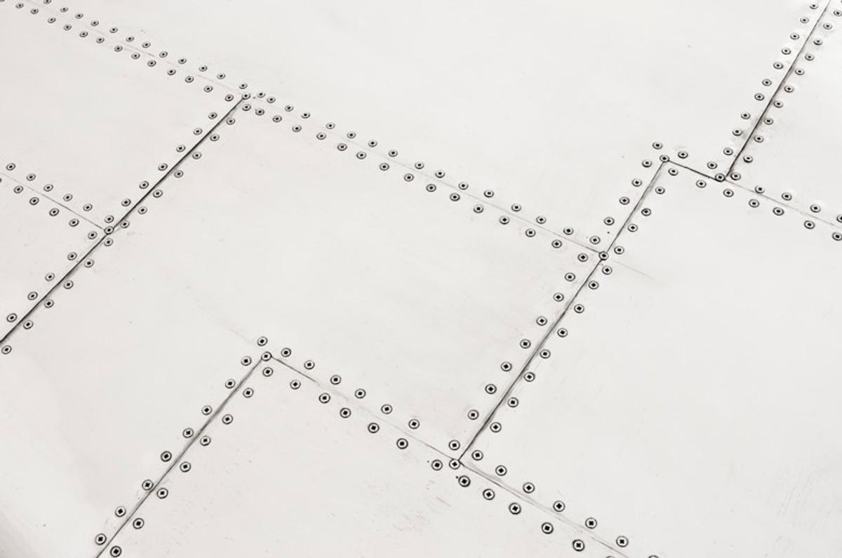 casa padrino luxus designer schreibtisch aircraft wing aluminium flugzeug flgel art deco vintage bild 5 - Schreibtisch Aus Flugzeugflgel