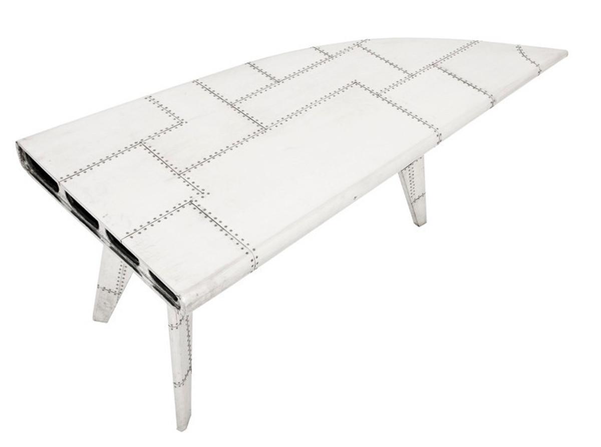 Perfekt Casa Padrino Luxus Designer Schreibtisch Aircraft Wing Aluminium Flugzeug  Flügel Art Deco Vintage U2013 Bild 2