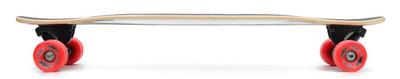 Hammond Complete Longboard Cruiser Complete Board Piper 34 inch - Professional Longboard with Koston ball bearings – Bild 2