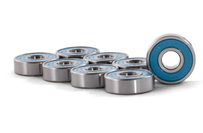 Mindless Longboard / Skateboard Kugellager Revolver Bearings (8 Kugellager) – Bild 6