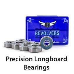 Mindless Longboard / Skateboard Bearings Revolver (8 bearings) Bearing Set