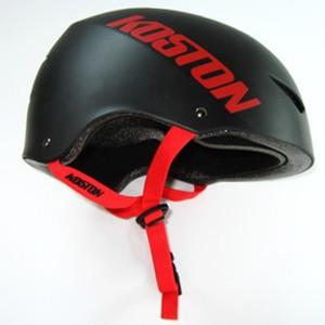 Koston Skateboard / Scooter / Inliner / Rollschuh Schutz Helm  - Schwarz - Bmx, Inliner, Longboard Helm - Schutzausrüstung Skateboard Helm – Bild 1