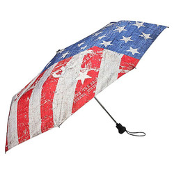 Designer folding umbrella umbrella motif USA - Elegant Umbrella - Luxury Design