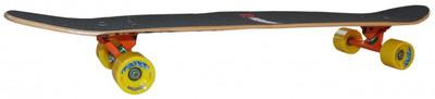 Koston longboard kicktail Carver complete board 44.0 x 9.75 inch Silk Road - Professional Longboard Complete Cruiser – Bild 4