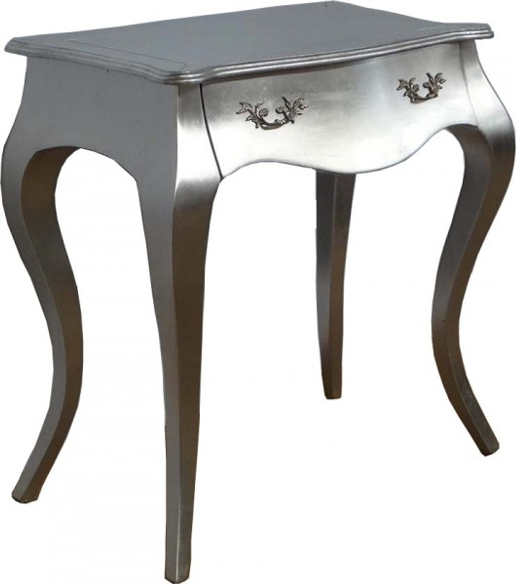 konsolentisch silber bestseller shop f r m bel und. Black Bedroom Furniture Sets. Home Design Ideas