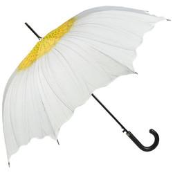 """MySchirm designer umbrella Motiv umbrella """"Daisy"""" - Elegant umbrella - Luxury Design Automatikschirm"""