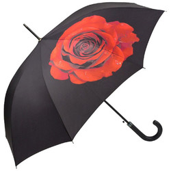 "MySchirm designer umbrella ""Rose"" - Elegant umbrella - Luxury design - Automatic Umbrella"