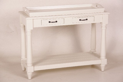 Wondrous Casa Padrino Country Style White Console Table With Removable Tray Shabby Chic Furniture Frankydiablos Diy Chair Ideas Frankydiabloscom
