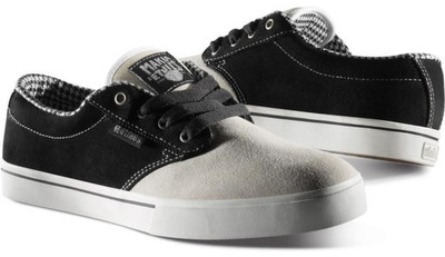 Etnies Skate Shoes Makia Jameson 2 Grey / Black - Sneaker Skate Shoes