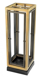 Casa Padrino luxury Brass Umbrella Stand New York - Hotel Interior Luxury Collection