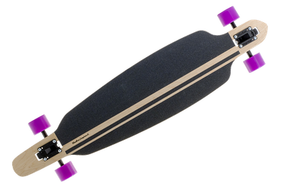Mindless Complete Longboard Maverick DT III Talisman Drop Through - Dropthrough Profi Longboard mit Koston Kugellagern – Bild 2