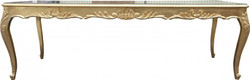 Casa Padrino Baroque Dinner Table Gold 250 cm