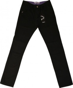 Björkvin Skateboard Chino Pant Black Bird - Chinos Black – Bild 1