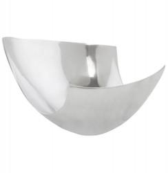 Casa Padrino aluminum tray 31 x 26 cm - designer fruit bowl