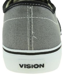 Vision Street Wear Skateboard Schuhe Sciera13 Black/Grey - Sneakers Sneaker – Bild 5
