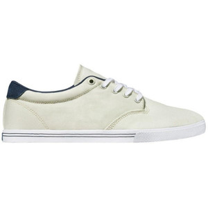 Globe Skateboard Schuhe Lighthouse Slim Antique White - Sneaker Skate Shoes Sneakers