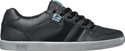 Globe Skateboard Schuhe Encore Generation Black Coated / Faded Indigo - Sneaker Skate Shoes Sneakers