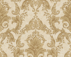 Versace Designer baroque wallpaper Pompei 962155 Nouveau woven wallpaper non-woven wallpaper