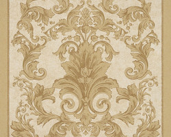 Versace Designer baroque wallpaper Pompei 962165 Nouveau woven wallpaper non-woven wallpaper