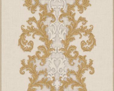Versace Designer Barock Tapete Baroque & Roll 962324 Jugendstil Vliestapete Vlies Tapete